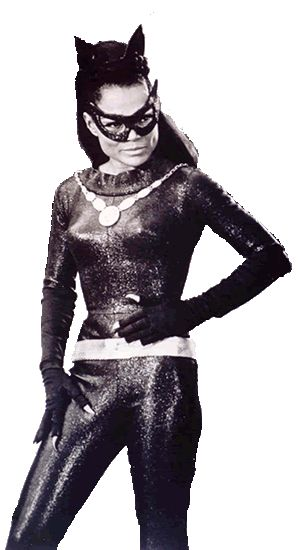 Eartha Kitt.  BATMAN (The TV Series) 1968