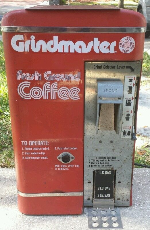 Grindmaster Commercial Coffee Grinder Model 505 Espresso
