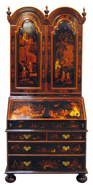Maitland Smith Chinoiserie Secretary Fab Amp Funky