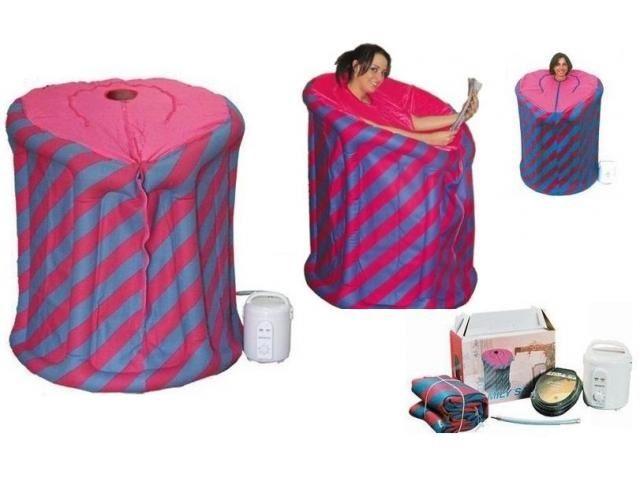 حمام الساونا المنزلي نفخ مع بطانة يعمل على فتح المسام وحرق الدهون Ne06 وللتواصل Laundry Bag Decor Bags