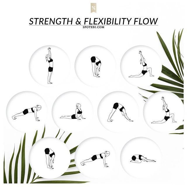 Strengthen your body , improve your flexibility and boost your energy  with this 12 minute yoga essential flow. These bodyweight-bearing poses will help you keep your body youthful, build strong, flexible muscles and clear your mind.  http://www.spotebi.c
