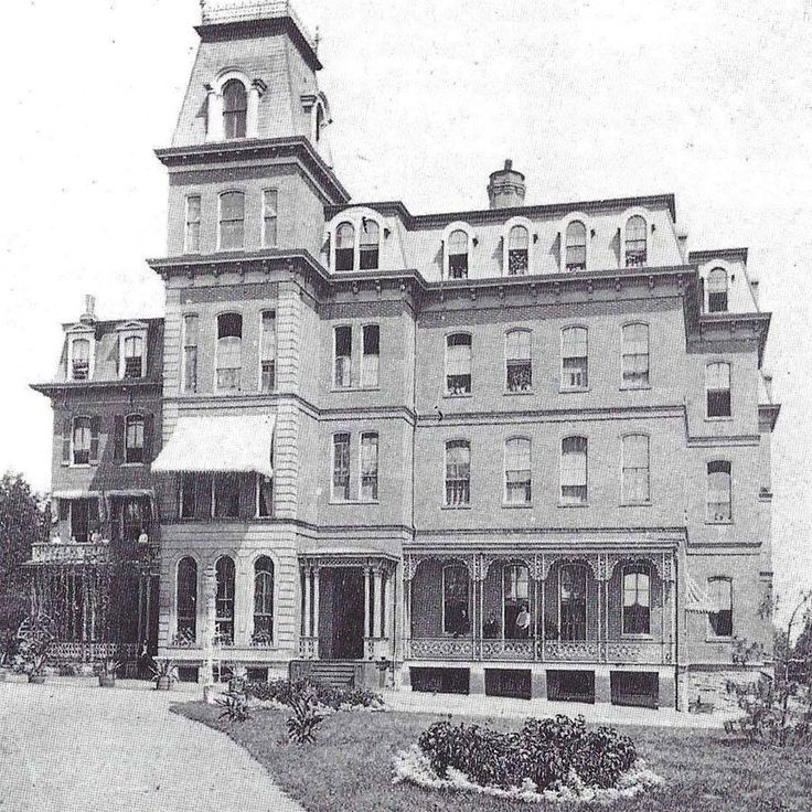 September 26, 1872: The new Social Evils Hospital. The Social Evil Hospital opened on Arsenal. The city had authorized legal, regulated prostitution in an experiment to curb crime and disease, and the Social Evil Hospital was specially created to treat prostitutes. The Social Evils Hospital was torn down in the early 1900s, and its large grounds became Sublette Park.