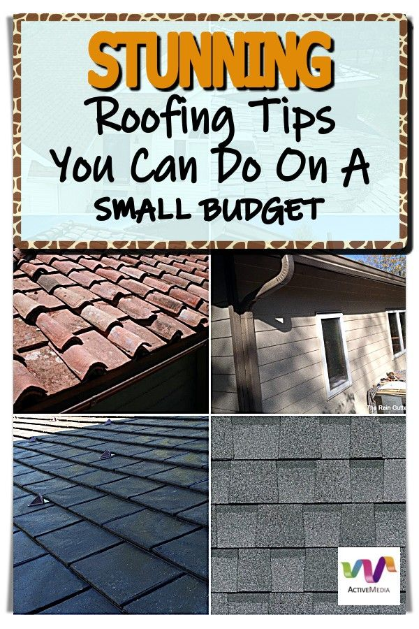 Take A Look At These Great Roofing Tips In 2020 Cool Roof Roof