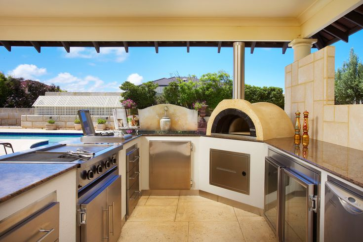Outdoor Kitchen Design Questions Outdoor Kitchen Design Plans ...
