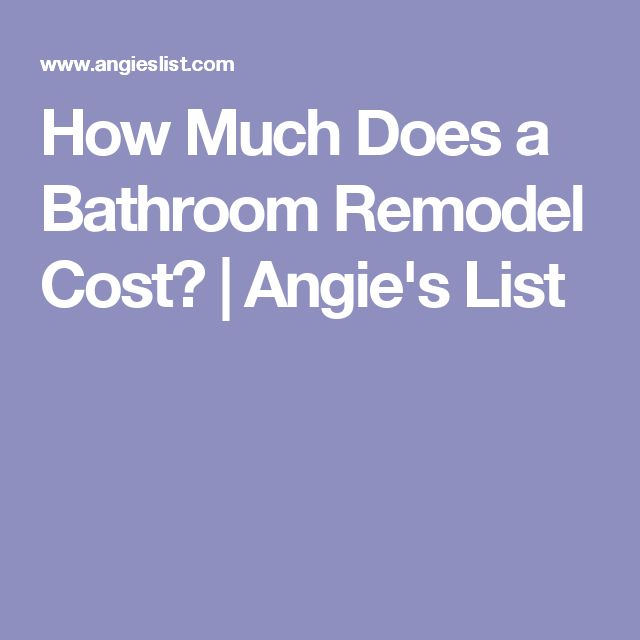 Bathroom Remodel Cost Canada best 25+ bathroom remodel cost ideas only on pinterest | farmhouse