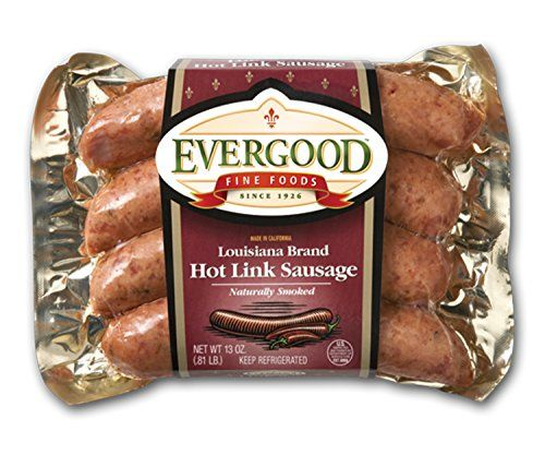 how to cook hot sausage links