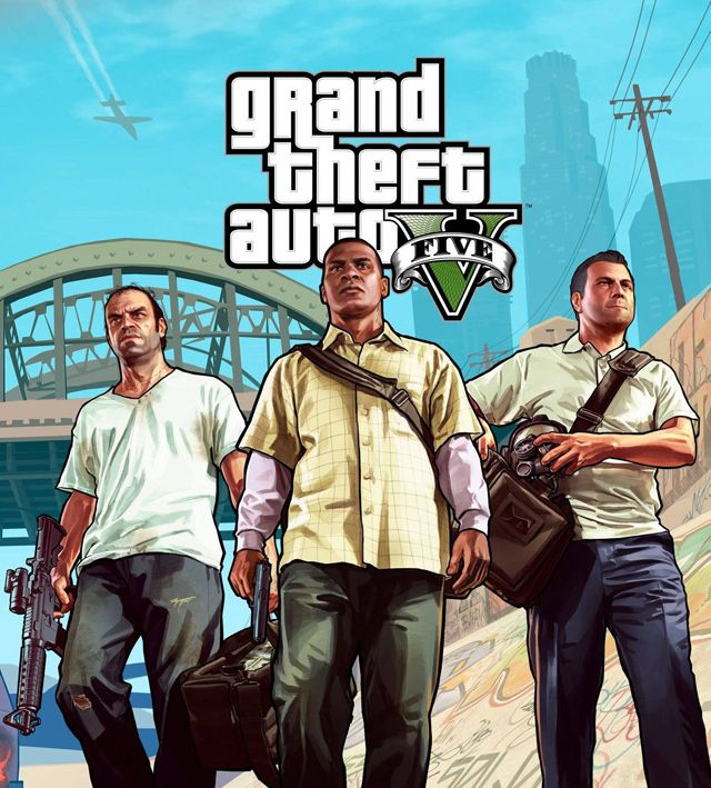 Grand Theft Auto V New Trailer, Screen Shots & Information