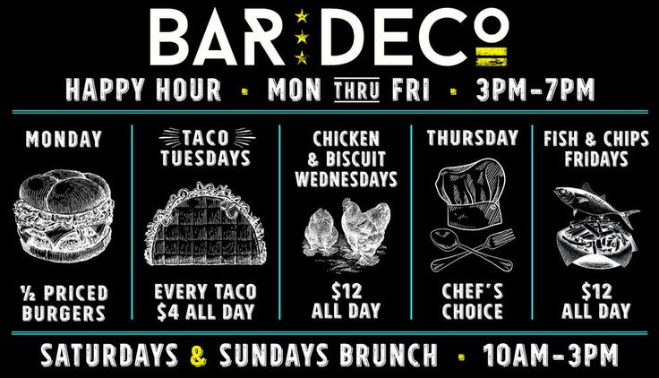 At Bar Deco we serve locally sourced, flavorful food made from scratch paired with craft beer and fine cocktails just a block from the Verizon Center in DC's Chinatown neighborhood.