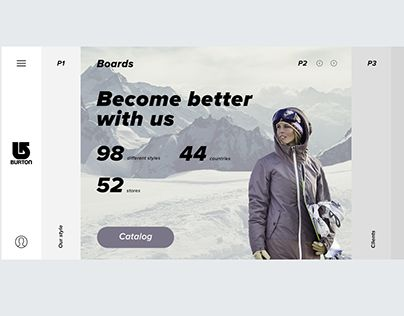"""Check out new work on my @Behance portfolio: """"Slider variations for Burton store"""" http://be.net/gallery/48972481/Slider-variations-for-Burton-store"""