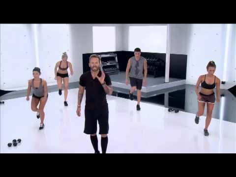 Bob Harper - good butt workout