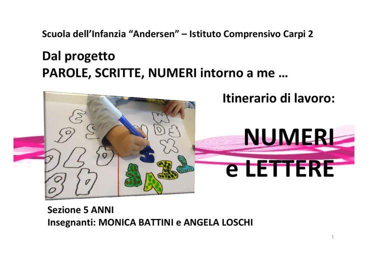 04 numeri e lettere