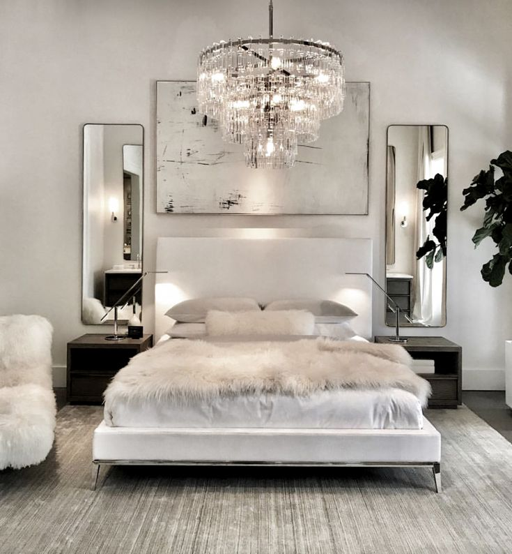 Simple Cozybedroom Ideas: All White Bedroom Decor In 2020