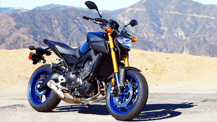 2014 Yamaha FZ-09! Low-End Torque and an Intense Top-End Rush - On Two Wheels Ep. 47    I WANT IT!!!