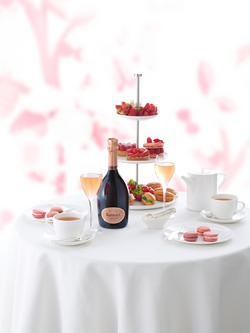 DIY : Mon afternoon tea-champagne