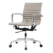 Buy Meelano M348 Genuine Vegan Leather Executive Office Chair, Grey (348-GRY) at Staples' low price, or read customer reviews to learn more.