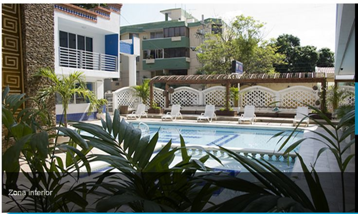 Piscina de dia  HOTEL TAYRONA SANTA MARTA