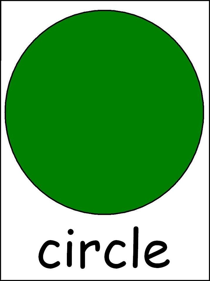 It is a picture of Decisive Printable Shapes Flash Cards