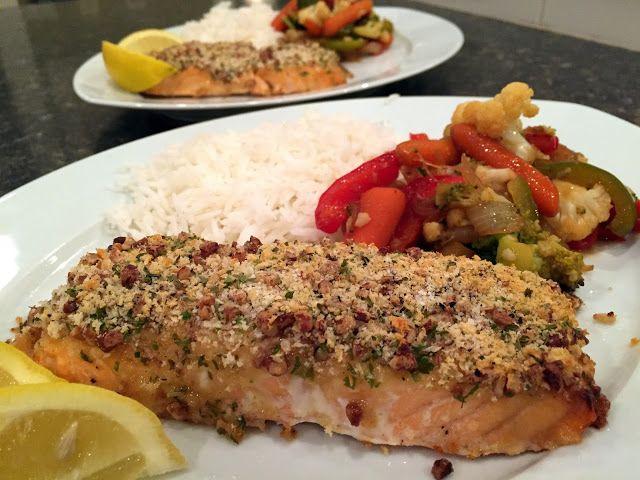 Best 25+ Pecan crusted salmon ideas on Pinterest | Pecan ...