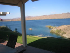 Lake Havasu Springs Resort/AZ ~ $399,999.00.  Beautiful Lake House.  Ebay listing.