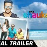 The Shaukeens 2014 movie direct downloadis associate Hindi comedy film directed by Abhishek Sharma. The film features Annu Kapoor, Piyush Mishra and Anupam Kher in lead roles aboard Lisa Haydon, whereas Akshay Kumar o