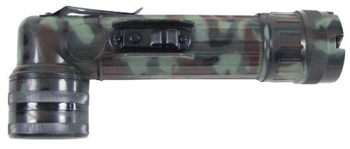 military anglehead flashlight. big. BW camo #military #anglehead #flashlight. #big. #camo