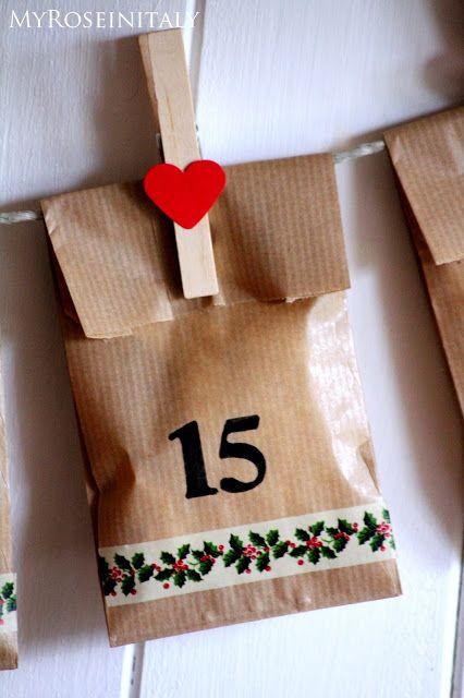 My RoseinItaly: Calendario dell'Avvento 2014