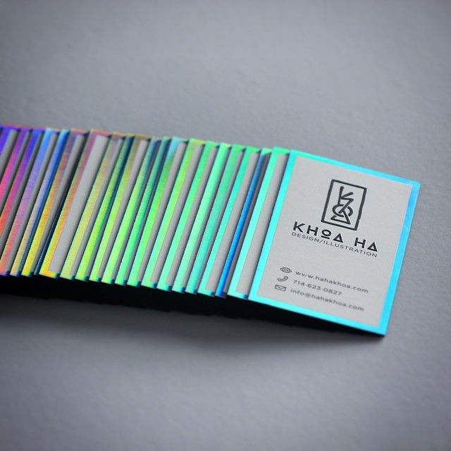 Instagram Gallery - We The Printers - Silk Business Cards - Spot UV - Foil Cards - Business Cards - Luxury Printing
