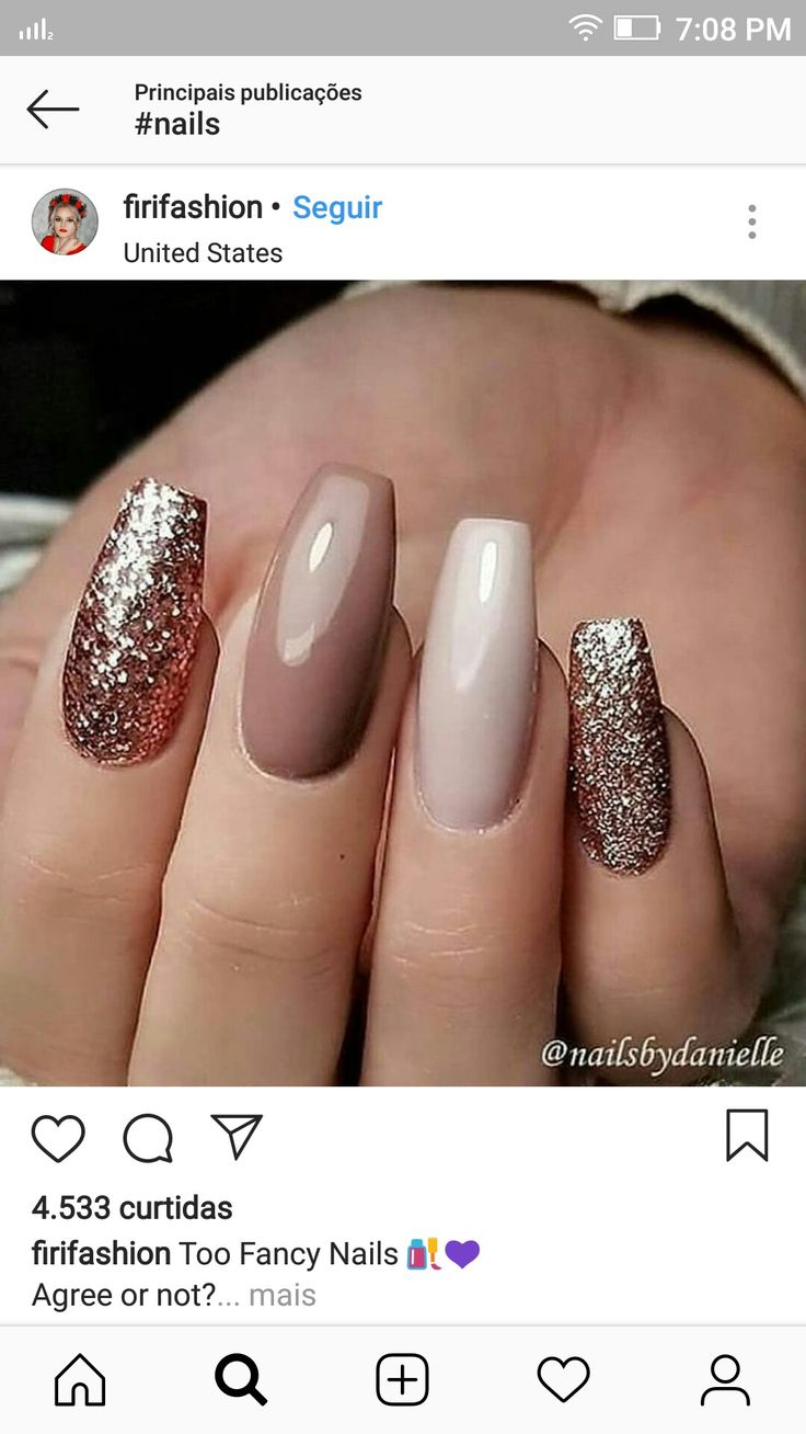 30 cute nail design ideas for stylish brides 29