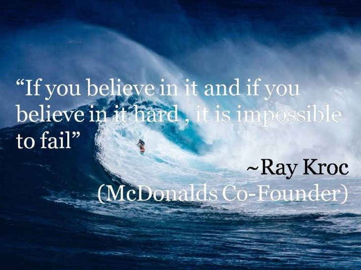 25  Ray Kroc Quotes On Business, Leadership, Success And Hard Work #inspirational #Motivational #Quotes #thoughtoftheday #SocialMedia @Mcdonalds