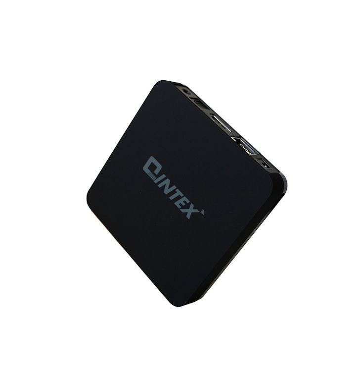 T9S Android TV Box Amlogic S905 Quad Core Android 5.1 DDR3 1 G Nand Flash de 8 G HDMI 2.0 WIFI 4 K 1080i / p <font><b>mejor</b></font> que