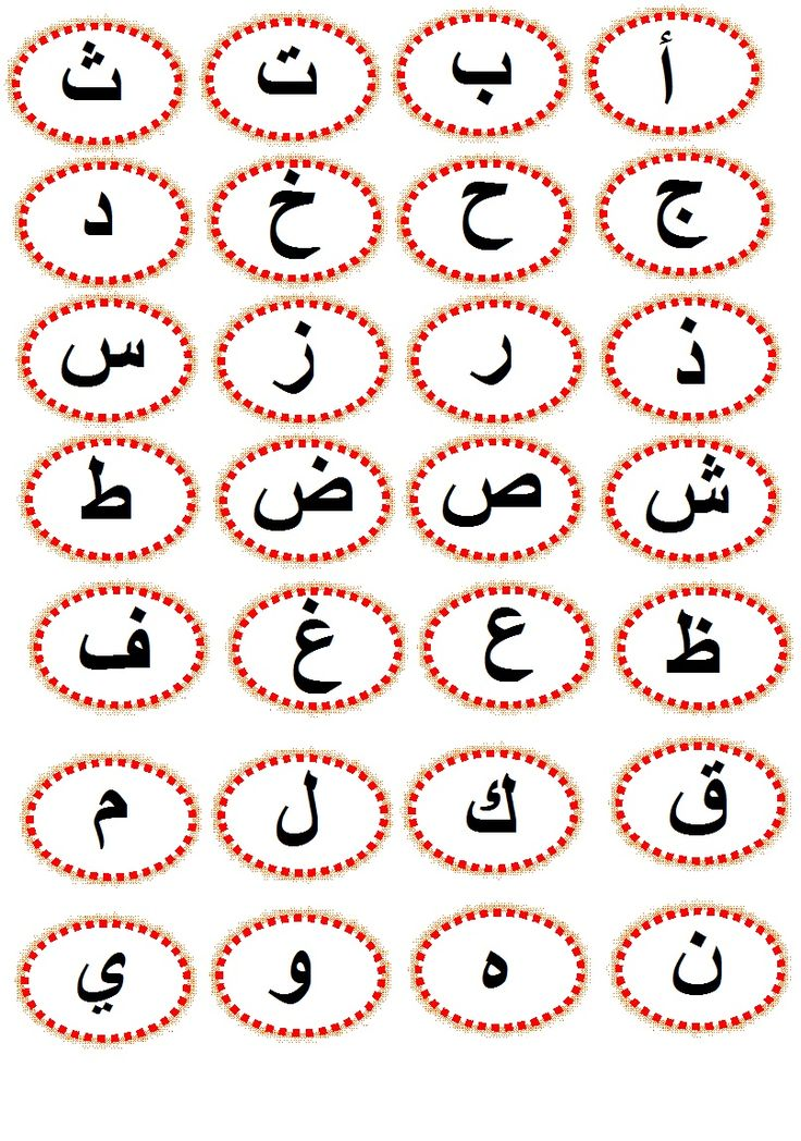 Learn Arabic Alphabets - Home | Facebook