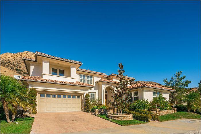 $1299000 - Porter Ranch, CA Home For Sale - 20301 Via Urbino -- http://emailflyers.net/43705