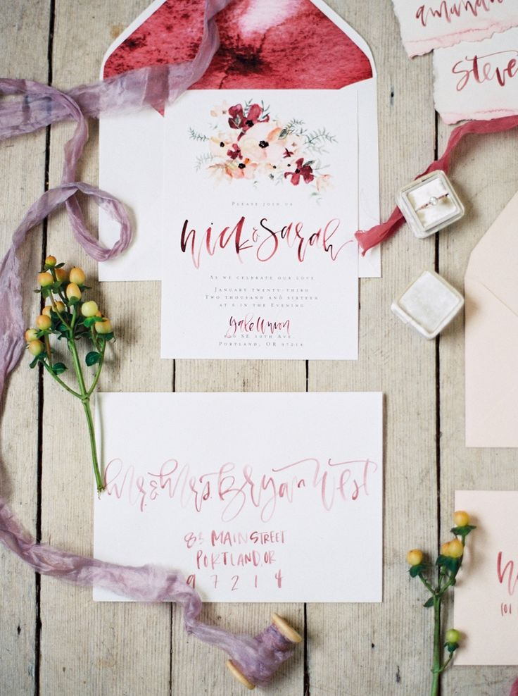Vibrant, colourful and playful wedding inspiration based on a 70s vibe by Portland creatives including photographer Ivy & Gold.