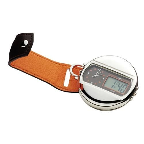 Accessories Sets - Visol Translator Digital and Analog Travel Alarm Clock - Oxemize.com