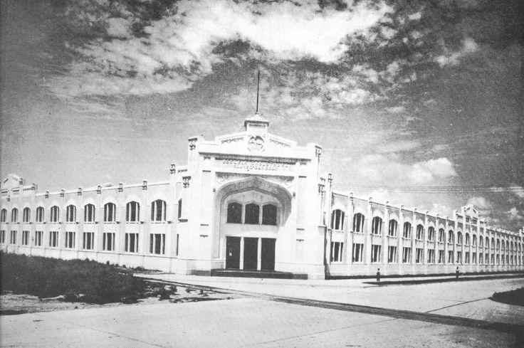 """El 4 de octubre de 1930 en EIAO Se funda la Escuela Industrial y Preparatoria Técnica """"Álvaro Obregón""""."""