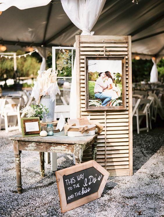 55 best rustic wedding ideas images on pinterest wedding ideas 25 amazing rustic outdoor wedding ideas from pinterest junglespirit Choice Image