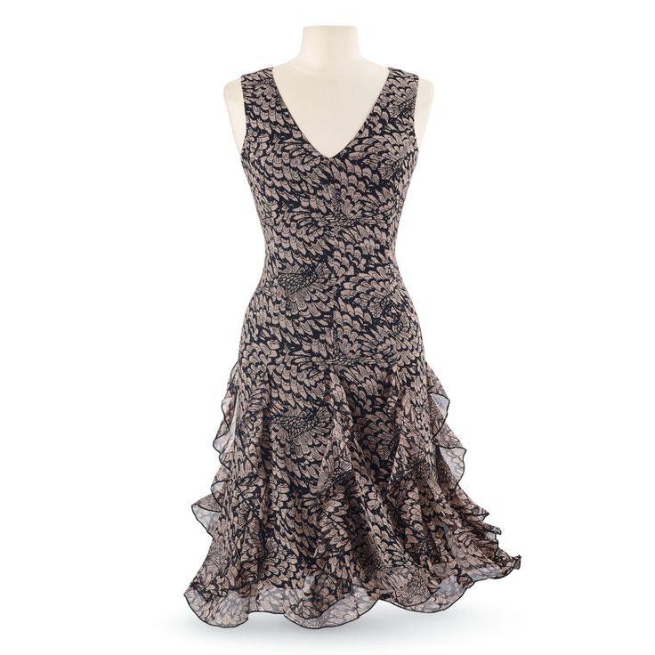 Feather Chiffon Dress - Women's Clothing & Symbolic Jewelry – Sexy, Fantasy, Romantic Fashions