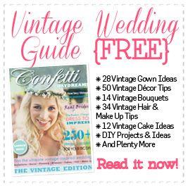 43 best wedding magazines images on pinterest wedding magazines free vintage bridal guide and wedding magazine vintage wedding dresses vintage wedding decor junglespirit Gallery