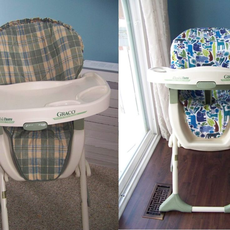 Pattern For Graco High Chair Cover