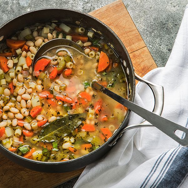 Great Northern Bean Vegetable Soup