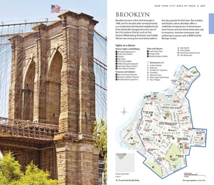 DK Eyewitness Travel Guide New York City - look inside!