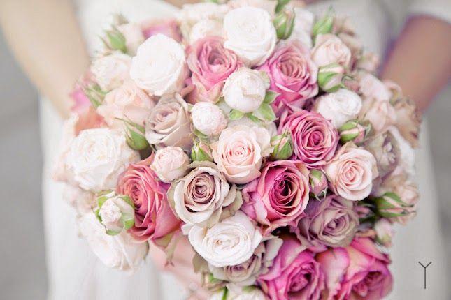 wedding bouquet rose, roses