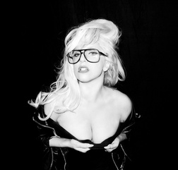 Stefani Joanne Angelina Germanotta (born March 28, 1986), who performs under the stage name Lady Gaga, is a singer, songwriter and musician from New York City, New York, United States.  http://pop-fly.com/music/artist-getInfo/lady-gaga/650e7db6-b795-4eb5-a702-5ea2fc46c848.cfm