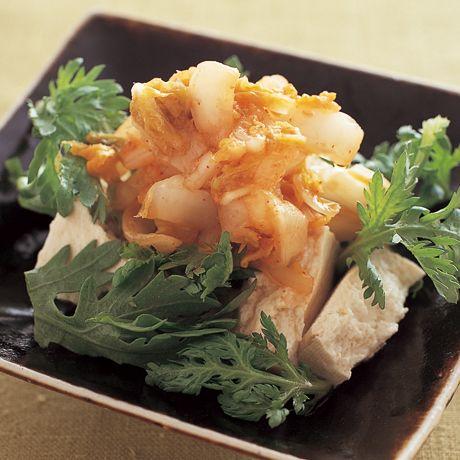 簡単白菜キムチ | 石原洋子さんの漬けものの料理レシピ | プロの簡単料理レシピはレタスクラブニュース