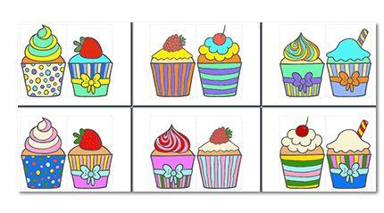 Des cupcakes pour afficher les anniversaires