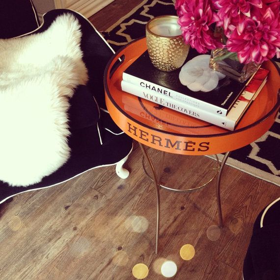 hermes wallets prices - hermes tray side table | Coffee Table Styling | Pinterest