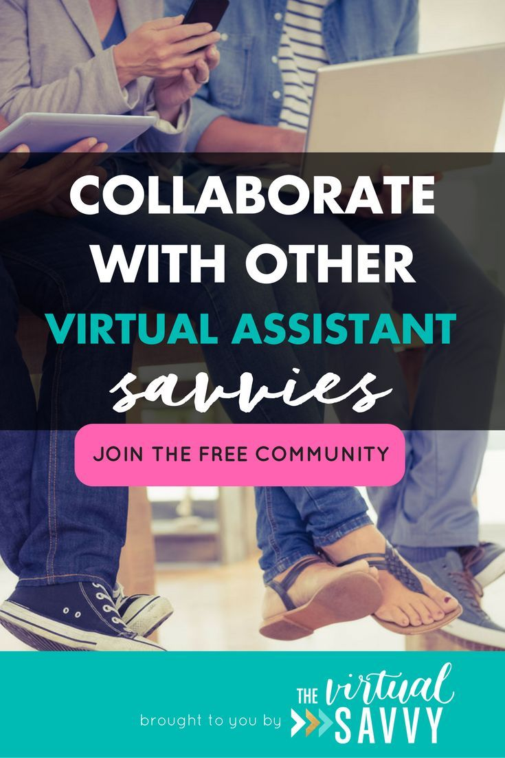 Are you an aspiring virtual assistant? Join the community! via The Virtual Savvy