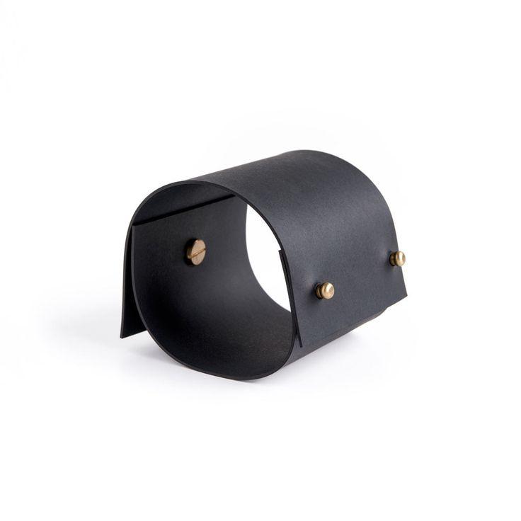 Strip Bracelet by minimaliti | http://adornmilk.com