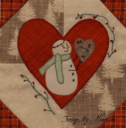 Tuning My Heart - A Quilter's Life