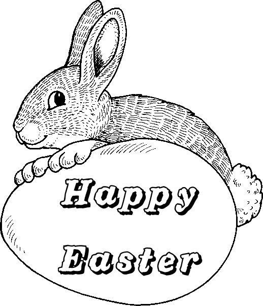 11 best Easter Coloring Pages images on Pinterest Coloring pages - best of minecraft coloring pages bunny